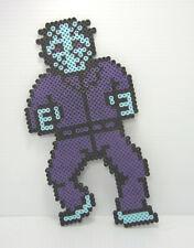Jason Nes Friday The 13th Perler Bead Pixel Art