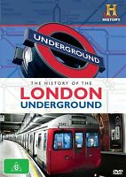 History Of The London Underground DVD - R4