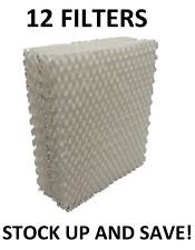 """12 Filters for AirCare 1043 Paper Wick Humidifier Filter 10.1"""" x 4.2"""" x 12.5"""""""