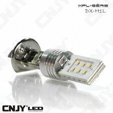 AMPOULE LED H1 SPECIAL GYROPHARE 12-24V DC BI-POLAIRE PUISSANTE