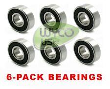 6 BALL BEARINGS, REPL AYP 110485X,JOHN DEERE GX20818, TORO 100-1048,112-0423,R40