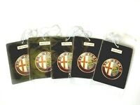 Alfa Romeo Car Logo Air Freshener Double Sided (DEAL!!!!! 5 for £10.00)