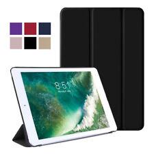 Funda inteligente con soporte magnético atrás duro caso para Apple iPad 2 3 4 5 6 2018 Mini Air