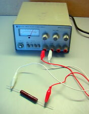 Hp Hewlett Packard 6235a Triple Output Power Supply Tested Working Good