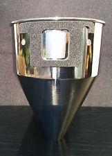 Mazzer Custom Doserless Stainless Steel Fun New - For Major - Super Jolly - Mini