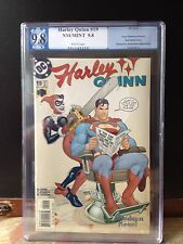 DC  Harley Quinn #19  Superman  PGX 9.8 NM/MT~Batman~not CGC