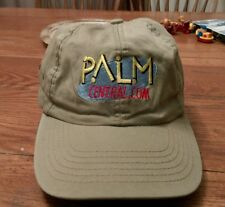 Falcon Headwear brand baseball cap Palm Centralcom website Promo Green One Size