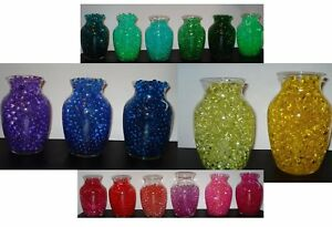 vase filler decor - water beads - 35 colors - I can calculate how much you need