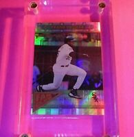 1998 Donruss PRIZED Collections Fan Club SP #157 Frank Thomas MINT /560