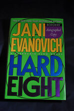 2002 *SIGNED* Hard Eight, A Stephanie Plum Novel J Evanovich