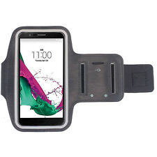 Sports Gym Running Jogging Armband Pouch Arm Band Case Cover Housing For LG G4