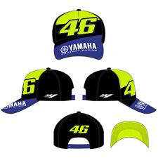 Vr46 Tapa Rossi-Oficial Yamaha Paddock Cap Azul/Amarillo Fluo 395309
