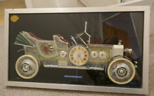 UNIQUE 1909 ROLLS ROYCE SILVER GHOST S.P .EVANS  CLOCK- WORKING! COLLECTORS TIME