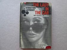 THE LADY IN THE CAR WITH GLASSES AND A GUN by Sebastien Japrisot 1967 hcdj BCE