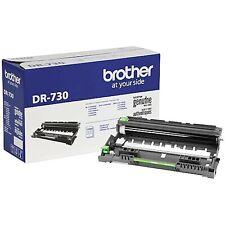 Genuine OEM Brother DR730 DRUM UNIT ONLY-NO TONER for HL DCP MFC UNS