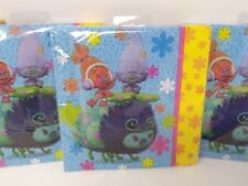 Trolls Movie Birthday Party Napkins by DesignWare 3 Packs/48 Total ~ New