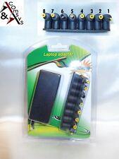 Universal Netzteil Netbook Mini 40W 9.5V 12V 2.05A 16V 2.5A 19V 1.58A 2.1A +8Tip