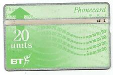 Phonecard BT - 20 Units - Excellent Condition