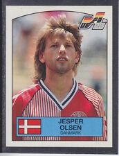PANINI-EURO 88 - # 121 Jesper OLSEN-Danmark