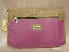 POCHETTE EN CUIR PHILIPPE SALVET VINTAGE 80 NEUF/OLD NEW LEATHER PURSE PERFECT