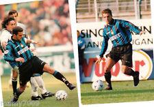 FOTO INTER=ZE ELIAS IN AZIONE DI GIOCO 1999=