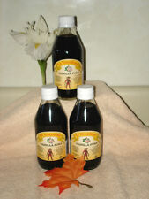 3 LaVencedora PURE Mexican Vanilla Extract 8oz  FDA REGISTERED + 2 FREE BEANS