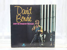 """David Bowie - Don't Be Fooled By The Name 10"""" Long Play"""