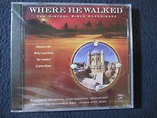 Where He Walked: The Virtual Bible Experience [Cd-Rom] Windows Xp / Mac Os X