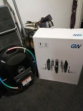 Used Gotway Nikola 84v / 1600wh electric unicycle up to 60 miles battery life