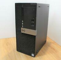 Dell Optiplex 3040 Win 10 Tower PC Intel Core i5 6th Gen 3.7GHz 8GB 250GB SSD