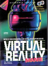 Virtual Reality Manie - NL   2 CD Rom