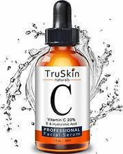 Sérum Facial Antiedad Con Vitamina C Antiarrugas Ácido Hialurónico TruSkin