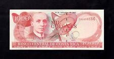 F.C. COSTA RICA , 1000 COLONES 1994 , S/C ( UNC ) , P.264f .