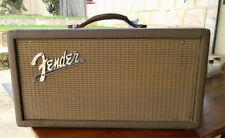 Fender Guitar Amplifiers 1