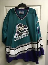 AHL KY Thoroughblades Hockey San Jose Sharks Affiliate Jersey Authentic Bauer