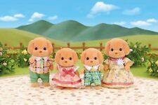 Sylvanian Families Toy-Pudel, 4-köpfige Familie Wuschel