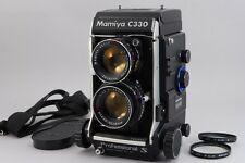 【Exc++++】Mamiya C330 S Medium Format TLR Camera w/SEKOR DS 105mm F3.5 from JAPAN