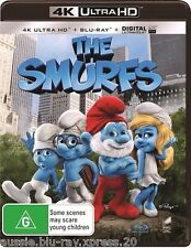 The Smurfs - 4K Ultra HD