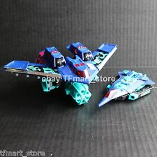 Transformers Generation 2 1994 G2 Dreadwing and Smokescreen Very Nice