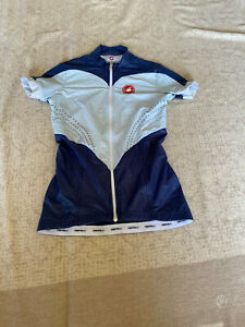Details about  CASTELLI Cycling Jersey BRAND NEW ORIGINAL SHORT SLEEVES SIZE S
