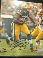 🔥Eddie Lacy Green Bay Packers 8x10 Photo PSA COA Autograph RARE 🔥