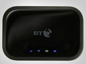 UNLOCKED TO ALL UK NETWORK BT 4G Alcatel EE70VB LTE MiFi Mobile Hotspot Router