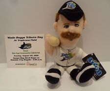 Wade Boggs 3000 Hit Beanie Doll Tampa Bay Devil Rays LIMITED EDITION BRAND NEW