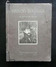 Ignacio Zuloaga Giulio de Frenzi Gaetano Garzoni Provenzani Roma 1912 Arte