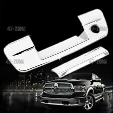 For 2015 Ram 1500 Chrome Tailgate Handle Cover ( W/ Keyhole )