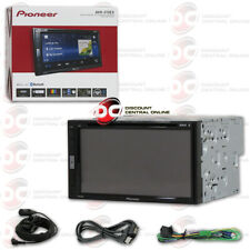 """2019 New Pioneer 6.8"""" Double Din Car Stereo Usb Aux W/ Iphone & Android Support"""