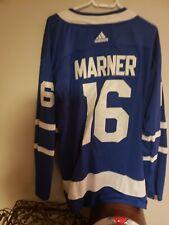 Mitch Marner Toronto Maple Leafs Adidas Home NHL Jersey Size 54