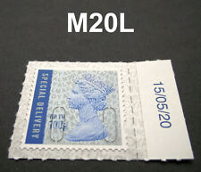 NEW SEPT 2020 SPECIAL DELIVERY 100g M20L MACHIN SINGLE with DATE TAB - U3051