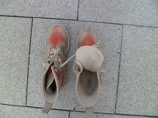 Damen Boots GR 40 Rosenmuster Marke DOGO aus Amsterdam NP 149,00