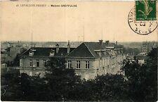 CPA LEVALLOIS PERRET Maison Greffulhe (412685)